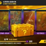 Nuevo evento: Mystery Box – Free Fire News