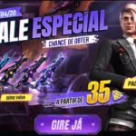 Nuevo Free Fire Special Luck Royale