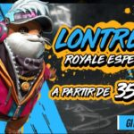 Nuevo Lucky Royale Special No Free Fire
