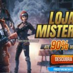 ¡Ha llegado! Acceda ahora a Free Fire New Mystery Store 9.0