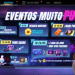 Big Head Mode Round y May Punk Evento y recompensas Tops