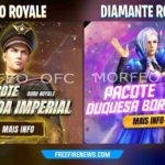 Filtrado: Nueva Guardia Imperial de Gold Royale y Nueva Mariposa Duquesa de Diamond Royale
