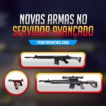 Nuevas armas Free Fire: Carapina, Parafal y Flamethrower