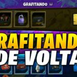 Graffiti FF: Evento web Volver